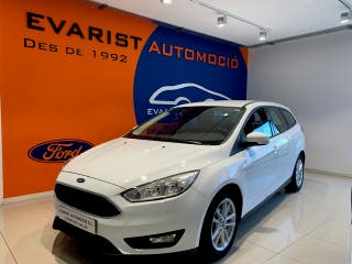 Ford Focus Sportbreak 2015