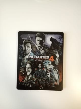 PS4 Play Station 4: UNCHARTED 4