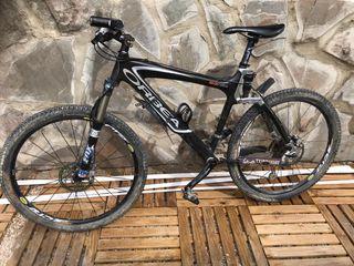 Bicicleta orbea oiz carbon