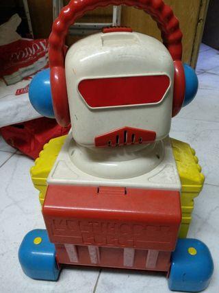 Robot años 90