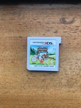 Harvest Moon - El Valle Perdido (Nintendo 3DS)