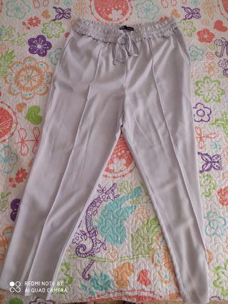 pantalón del zara