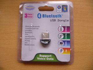 Bluetooth USB para Portatil u Ordenador Nuevo
