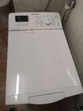 Lavadora carga superior Indesit