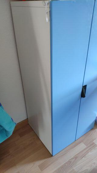 armario IKEA habitación niño