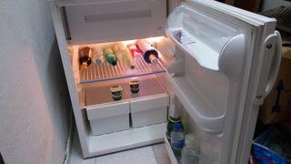 Nevera pequeña con congelador
