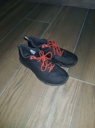 zapatos Shimano MTB para calas