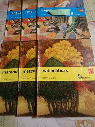 libros de texto de 5° de primaria de savia