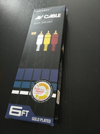 Cable AV Saturn