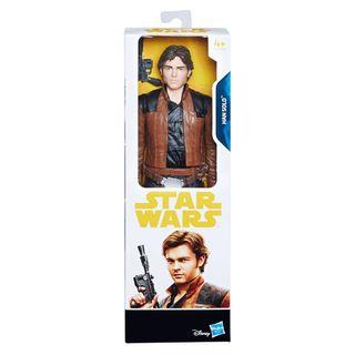 Figura Han Solo 30cm Star Wars(NUEVA) Figura de Ha