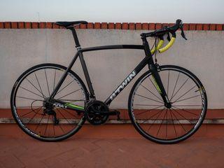 Bicicleta de carretera B'Twin Ultra AF900. Talle L