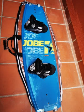 Tabla Wakeboard Logo Series Blue 138 Jobe