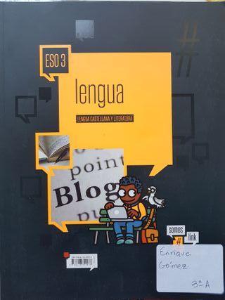 Lengua y Literatura 3 ESO Edelvives