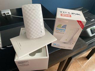 Amplificador wifi TPLINK RE 200
