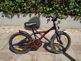 bicicleta BMX 18 pulgadas