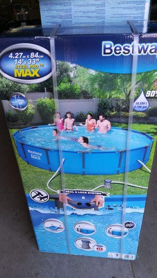 piscina nueva