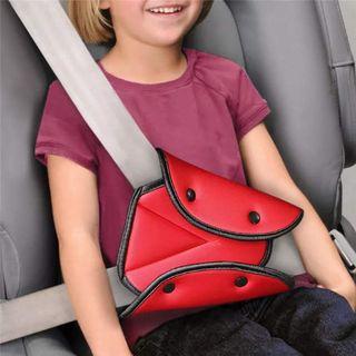 Ajuste de cinturón de seguridad para niño