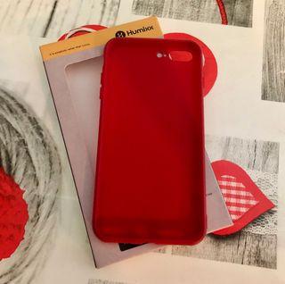 Funda iPhone 7/8 Plus color rojo