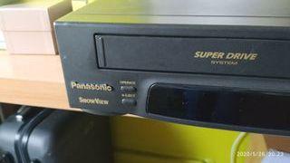 REPRODUCTOR VHS PANASONIC