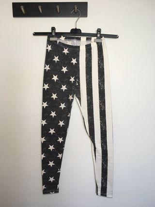 Leggings Bandera EEUU
