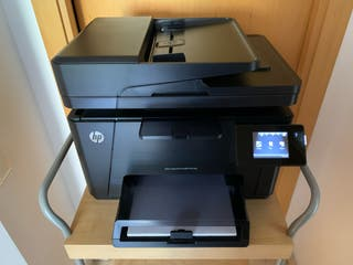 Impresora laser hp color
