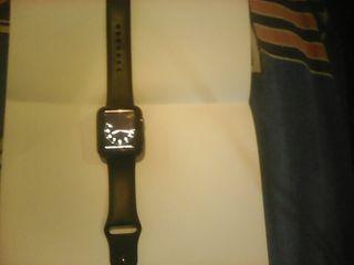 apple watch 42mm case 7000series inox glase P/piez