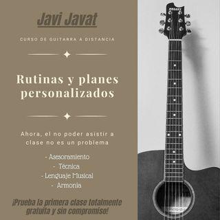 Curso Guitarra a distancia
