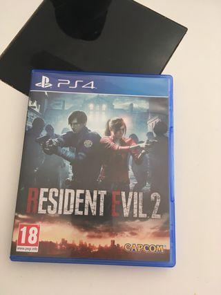 Resident evil II para ps4