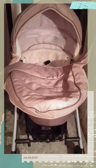 bebé confort + silla chicco