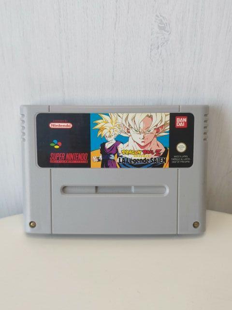 juego dragón ball z la legende saien Nintendo