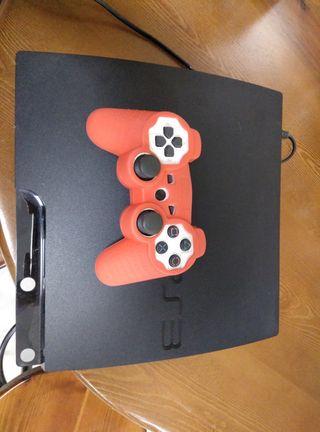 PS3 SLIM 160GB+ GTA V