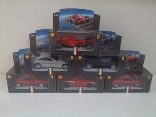 Colección Ferrari Shell 1/38