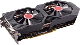 Tarjeta gráfica XFX AMD Radeon RX-580 8GB GDDR5