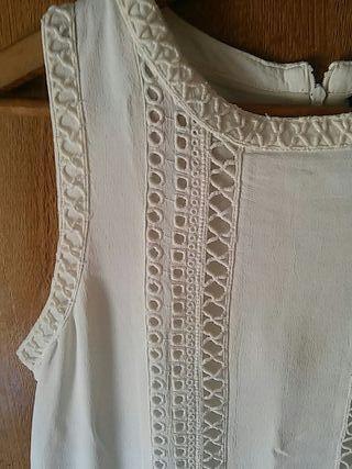 vestido verano Cortefiel