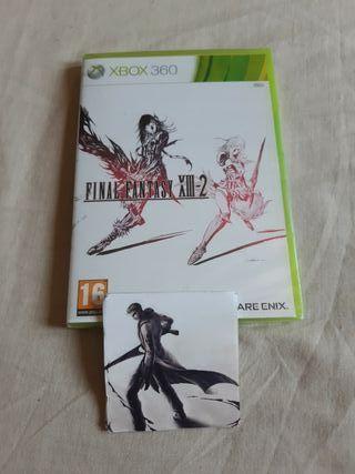 Final Fantasy XIII-2 XBOX 360 PRECINTADO