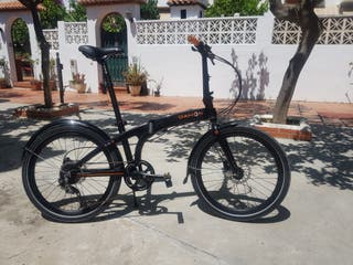 bicicleta plegable marca Dahon iOS D9