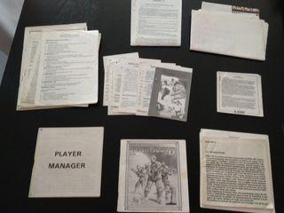 24 manuales Amiga en castellano