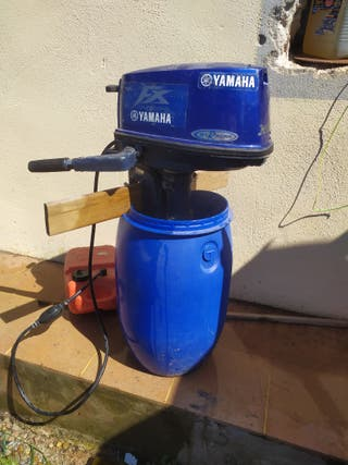 barcos neumáticos + motor Yamaha 5cv