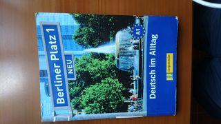 Libro - Manual Alemán Berliner Platz 1