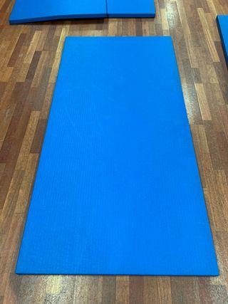 4 Tatami homologado Azul Judo