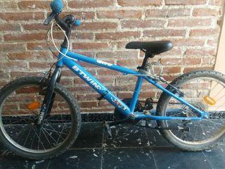 bicicleta para niños 20 pulgadas