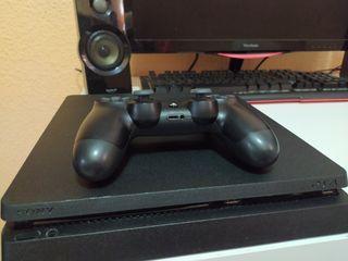 PlayStation 4 Slim 500gb + Dualshock 4 V2