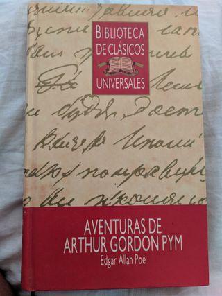 Aventuras de Arthur Gordon Pym, Edgar Allan Poe