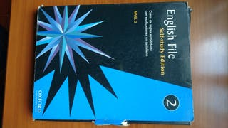 English File Self -study Edition 2