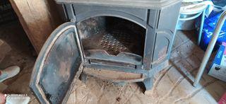 estufa de hierro fundido de rincon
