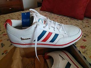 zapatillas Adidas Vespa num 45. nuevas