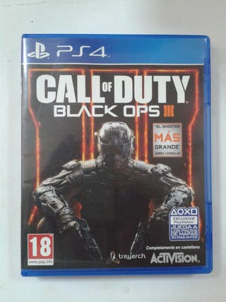 Call Of Duty: Black Ops III. PS4