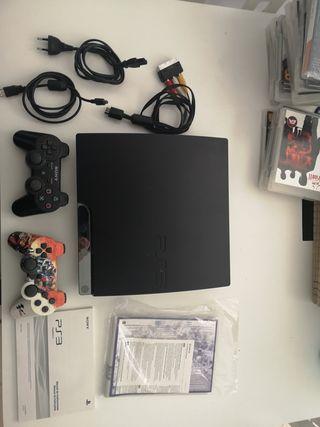 PlayStation PS3 SLIM 500GB