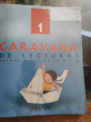 LIBRO CARAVANA Libro de lectura 1 PRIMARIA