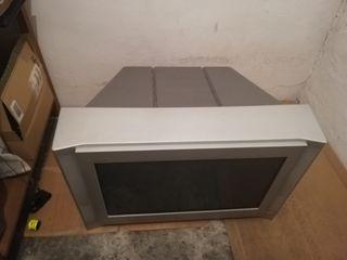 Televisor Grande Antiguo Sony